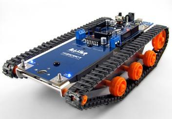 图2 arduino robot智能小车
