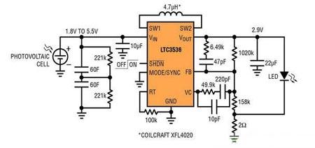 led驱动器电路设计